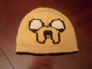 Jake the Dog beanie.