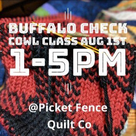 0831 Buffalo Check